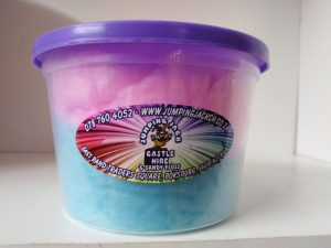500ml Candy floss tubs